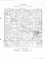 Lake Belt Township, Ceylon, Lake Susan, Clear Lake, Martin County 1961